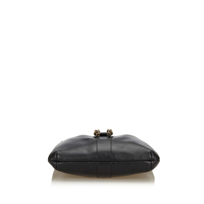 Gucci - Leather Dionysus Shoulder Bag - Catawiki d9e78801bf7