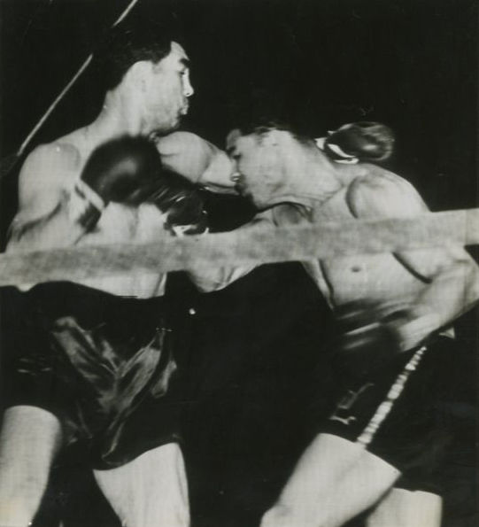 Harris & Ewing/Associated Press - (3x) Joe Louis vs. Max Schmeling/King Levinsky, New York, 1935/1938/41