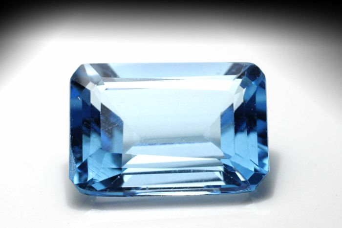 Blue Topaz – Total 12.87 ct