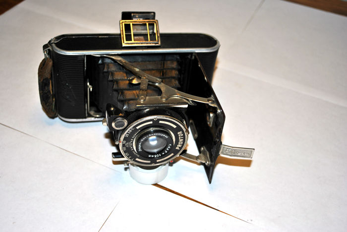 Prontor analogue camera