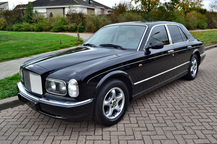 "Bentley - Arnage ""green label"" 4.4 V8 - 1998"