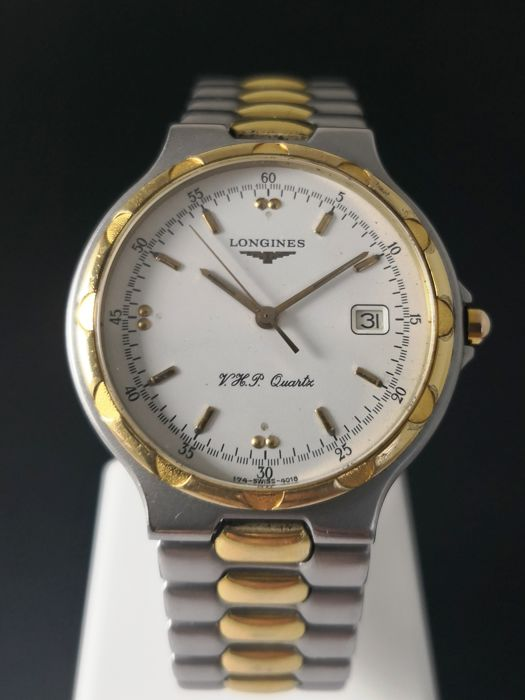 c898608f18b Longines - Conquest V.H.P. Quartz ***No Reserve Price*** - Ref ...