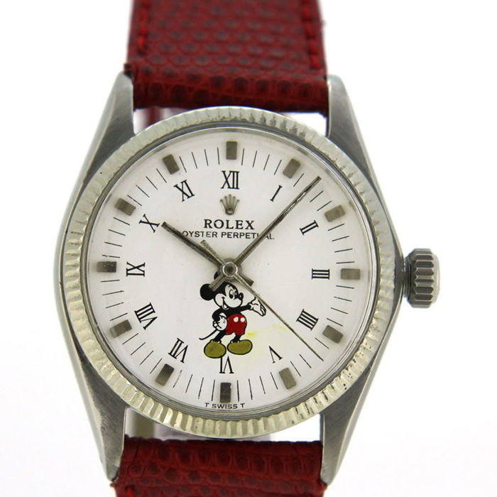 Rolex - Oyster Perpetual - 6551 - Unisex - 1960-1969