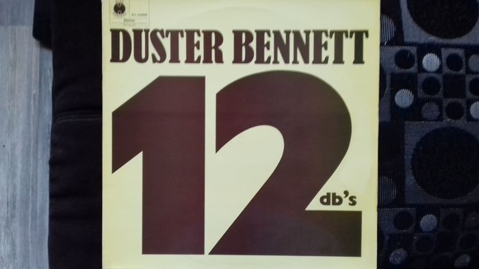 2 Rare Duster Bennett Albums, 12 DB's and Smiling Like I'm Happy