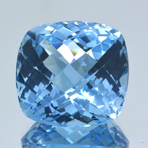 Topaz, Swiss Blue - 26.60 ct