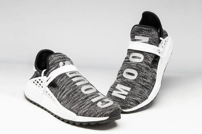 new product 905d9 ee140 Adidas Pharrell Williams HumanRace Moon Clouds Sneaker - Catawiki