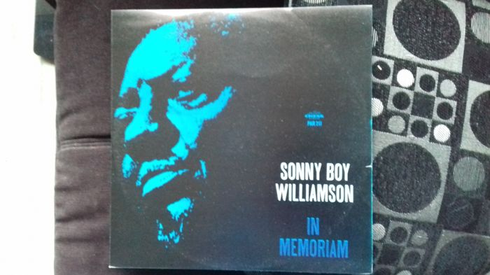 Sonny Boy Williamson – In Memoriam ( RARE )
