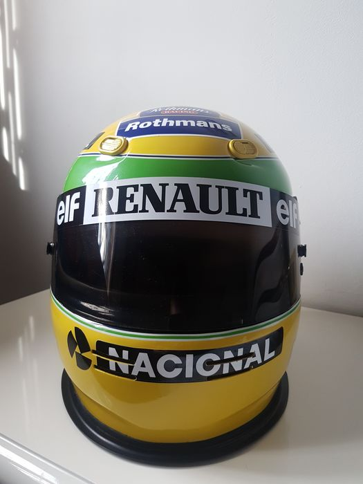 williams f1 formel 1 ayrton senna 1994 helm catawiki. Black Bedroom Furniture Sets. Home Design Ideas