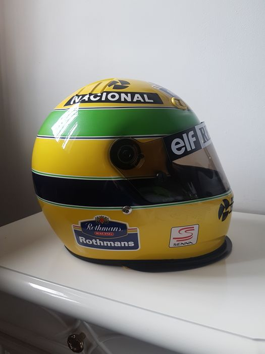 williams f1 formule 1 ayrton senna 1994 casque catawiki. Black Bedroom Furniture Sets. Home Design Ideas