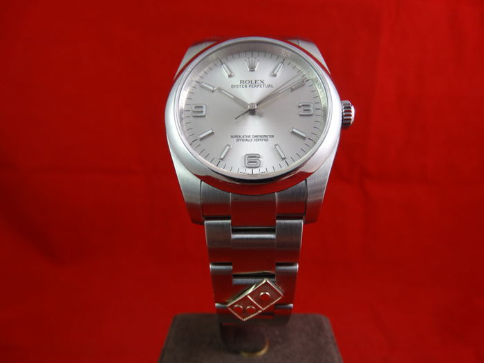 Rolex - Oyster Perpetual Domino's Pizza  - 116000 - Unisex - 2011 - modern