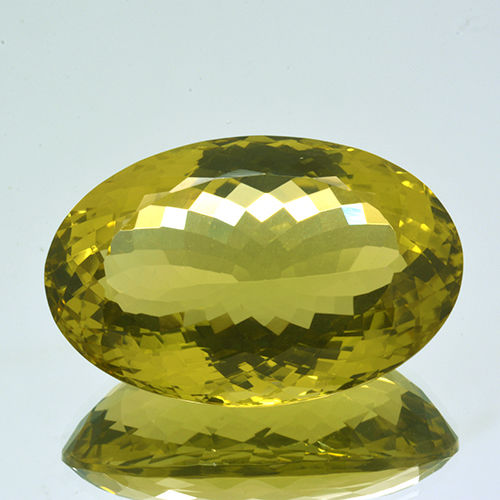 Lemon Quartz - 54.22 ct
