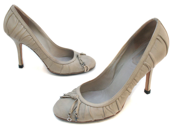 Christian Dior Pumps - Maat: FR 38