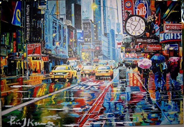 Eric Jan Kremer - New York, my kind of town