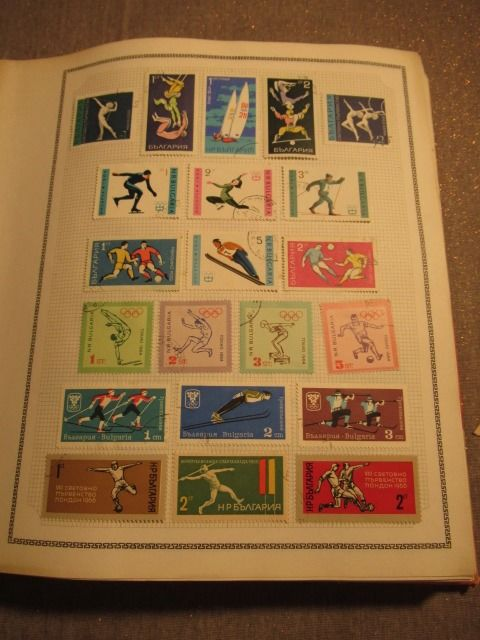 Europe - Stamp collection