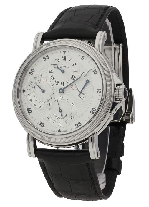 Paul Picot - Atelier Regulateur Datum Power Reserve Chronometer - P3040.SG.7201.sB - Men - 2011-present