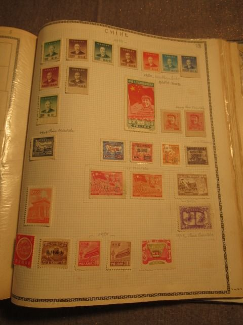 World - Stamp collection