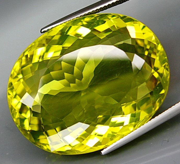 Lemon Quartz – 76.89 ct