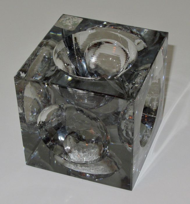 Cristallerie Antonio Imperatore - Ashtray / Paperweight