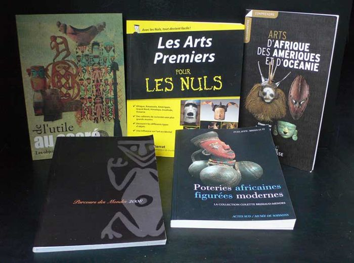 5 Books about Tribal Art - France