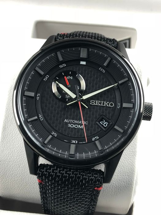 Seiko - Sports Automatic - SSA383K1 - Men - 2011-present
