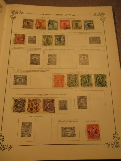 World 1870/1920 - Collection of classical stamps