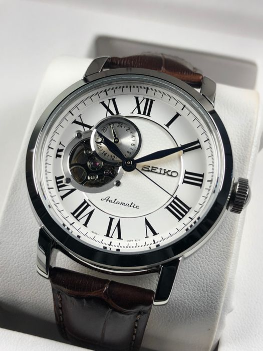 "Seiko - Seiko 5 Superior Open Heart Automatic  - SSA231K1 - 'NO RESERVE PRICE""  - Men - 2011-present"