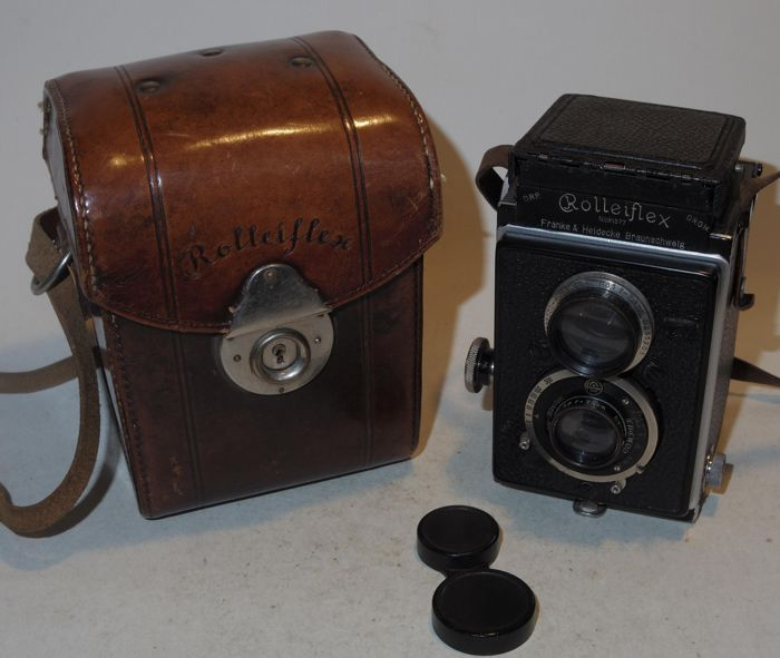 Rolleiflex Original Model 614 - 6x6 TLR - circa1930