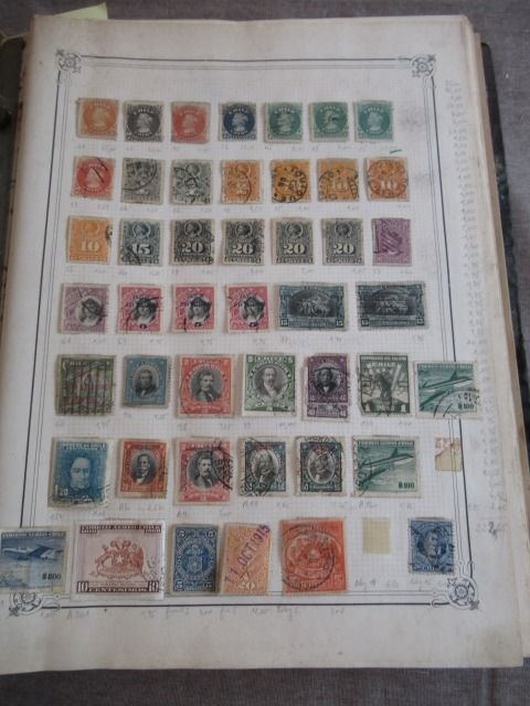 United States of America and South America - Stamp collection