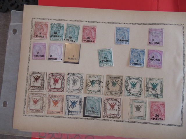 Albania 1913/1965 - Almost complete collection of stamps