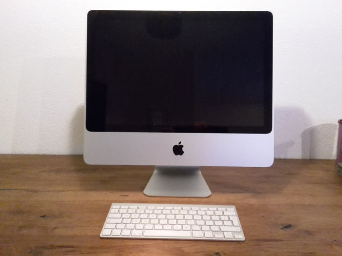 "iMac ""Core 2 Duo"" 2.66 20-Inch (Early 2009)"