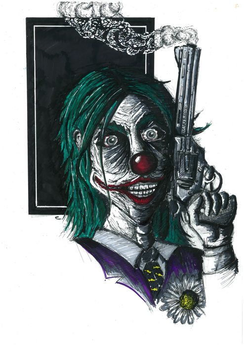 Batman - Joker - commissione