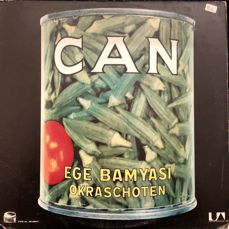 Can – Ege Bamyasi LP (A tripped out Krautrock classic)