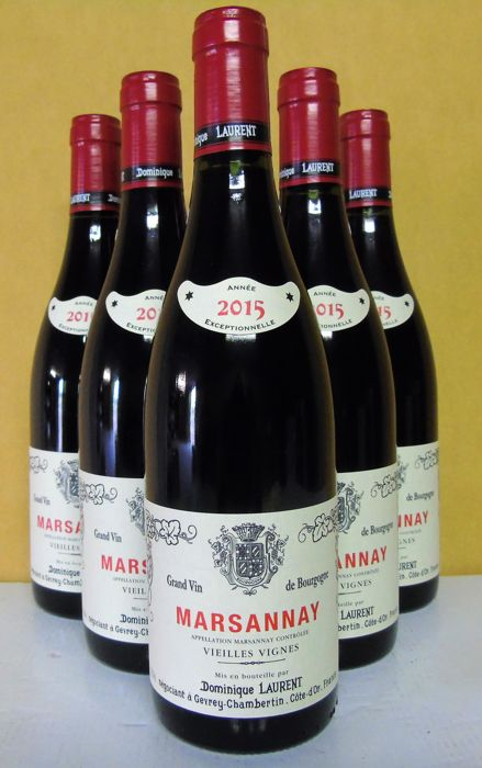 2015 Marsannay, Maison Dominique Laurent Vieilles Vignes- 6 bottles