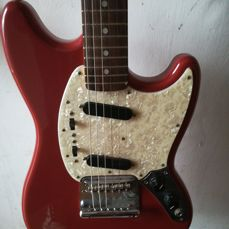 Fender Mustang 2007 - Crafted in Japan