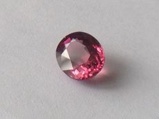 1 pcs Rosa Spinell - 1.29 ct