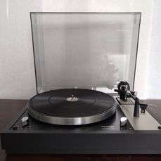 Thorens TD160mk2 with Ortofon VMS20E cartridge