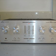 Hi-Fi Vintage MARANTZ 1090 stereo integrated amplifier 1977