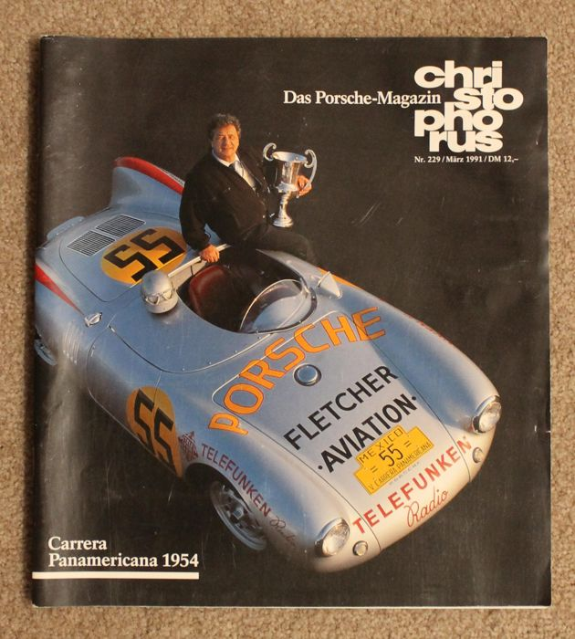 書籍 - Christophorus - THE ULTIMATE IN PORSCHE MAGAZINES (87 件)
