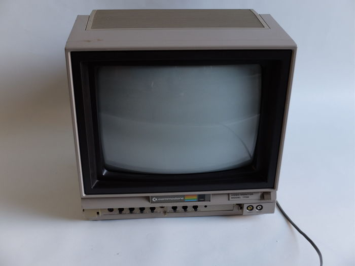 Commodore monitor 1702