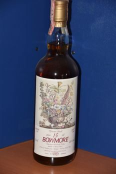 Bowmore 1971 - 15 years old - Private Stock - Carato - Sherry wood - 59%