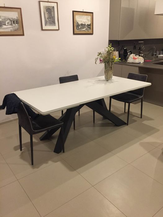 Gilles Aillaud - bonaldo - ontwerp Tafel - Big Table