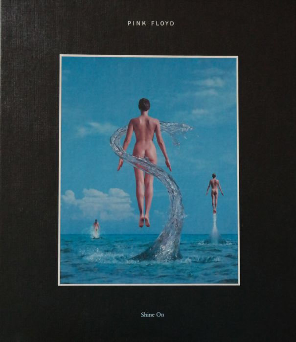 Pink Floyd - Shine on / first US-edition from 1992 - Artwork/ Painting, CD Box set, Deluxe edition, Limited box set, Postcard - 1992/1992