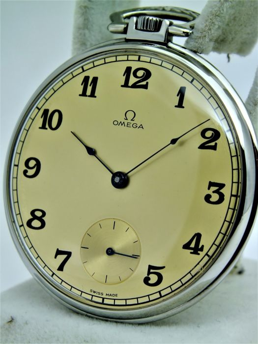 Omega - pocket watch - NO RESERVE PRICE - 男士 - 1901-1949