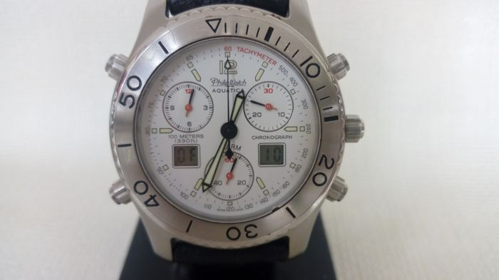 "Philip Watch - Aquatica ""NO RESERVE PRICE"" - 8273939055T - Homme - 2000-2010"