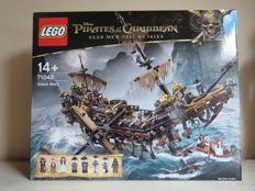 Pirates of the caribbean - 71042 - silent mary