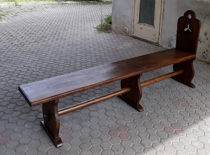 Bench - Wood - 19th century