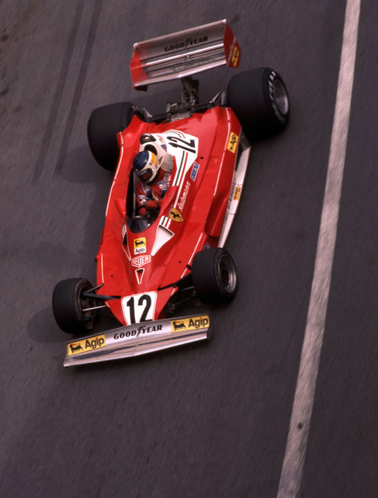 fotograaf - 1977 Monaco grand Prix Ferrari Reutermann - 2016-2016 (1 items)