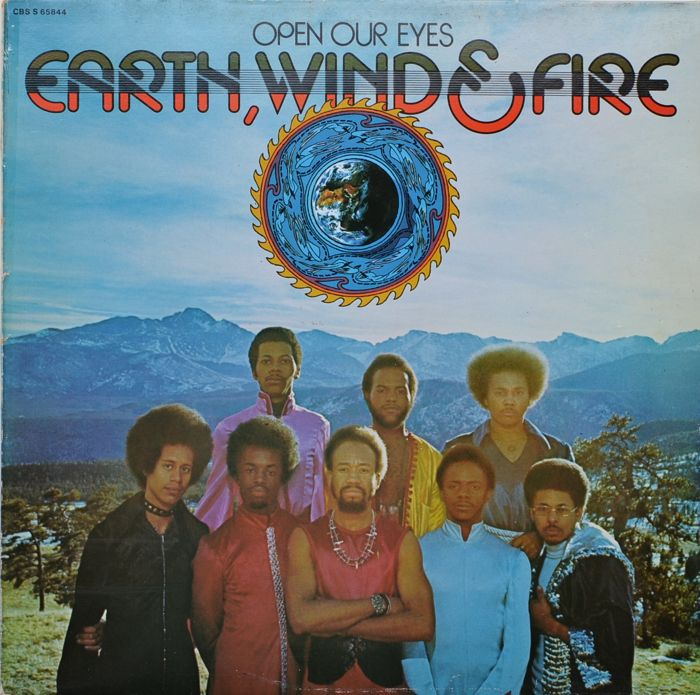 9 Great Soul Albums (10 records) by Earth Wind & Fire