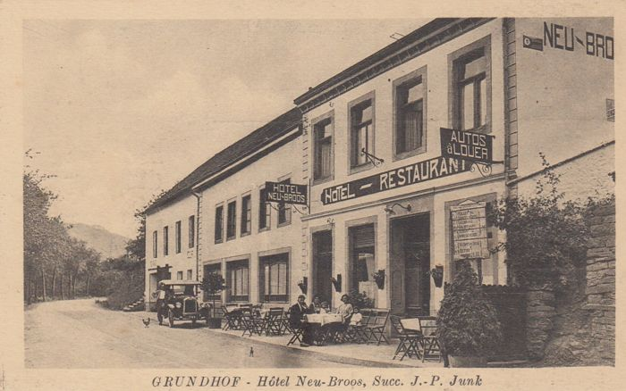 Luxembourg - period: 1898-1940 old and very postcards; 80x