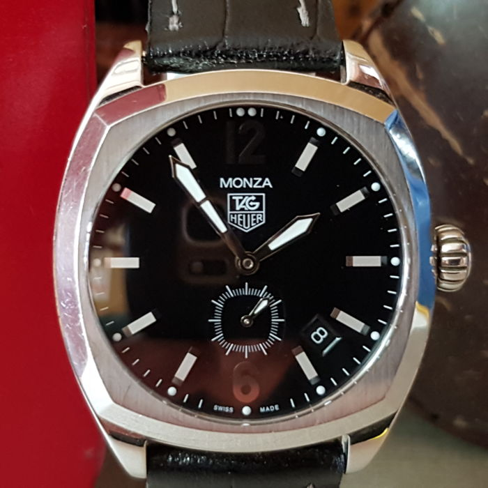TAG Heuer - Monza Classic Automatic - WR2110 - Men - 2011-present